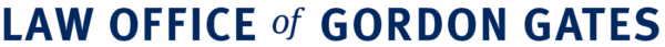 Law Office of Gordon Gates logo